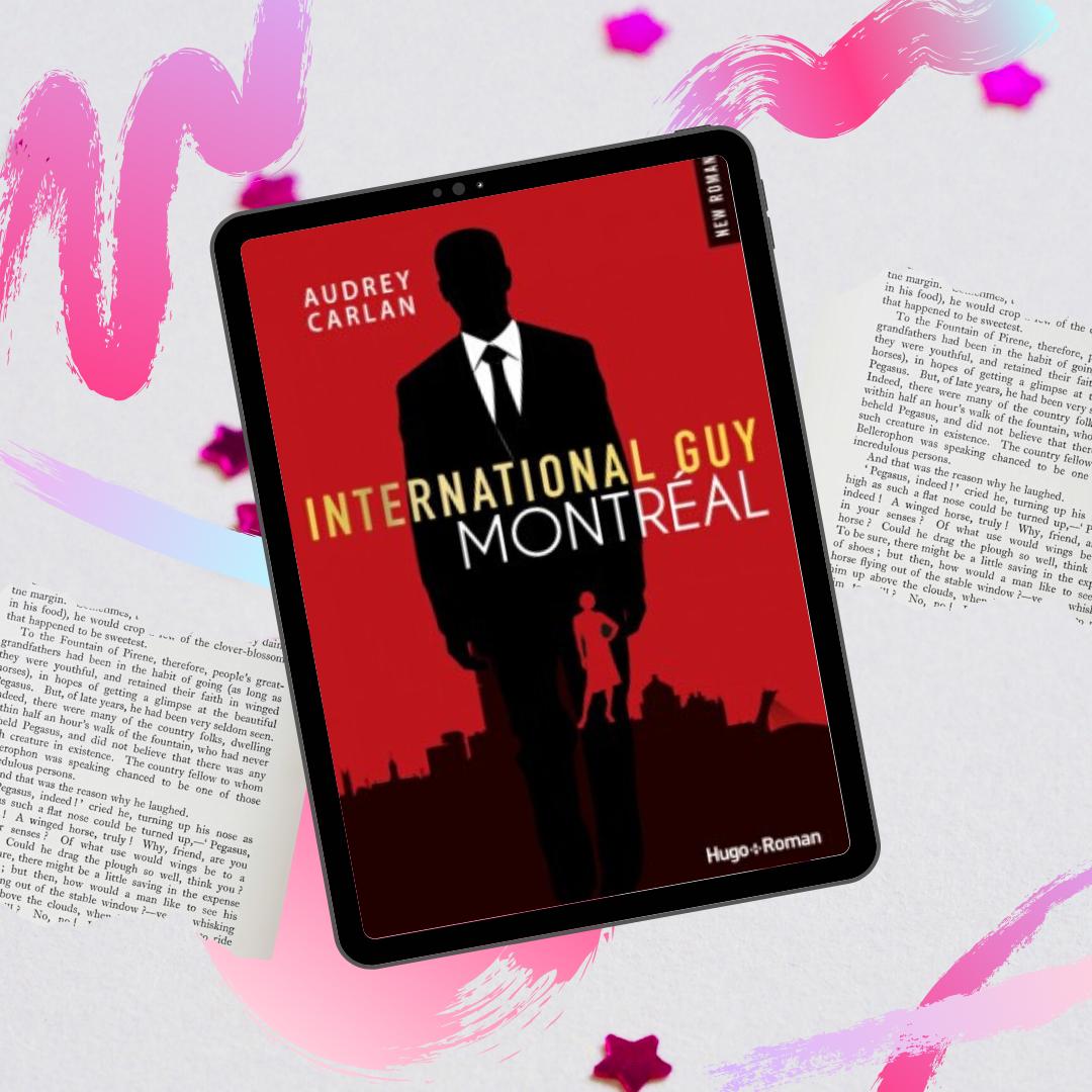 Avis lecture: International guy Mathilde Lovelybook