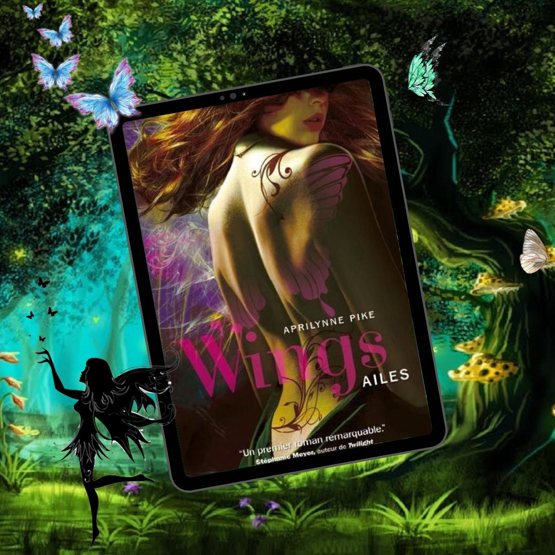 Avis lecture: Wings Mathilde Lovelybook