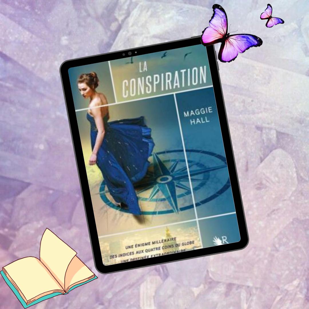 Avis lecture: La conspiration Mathilde Lovelybook
