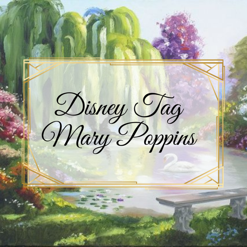 Mon Tag Disney: Mary Poppins Mathilde Lovelybook